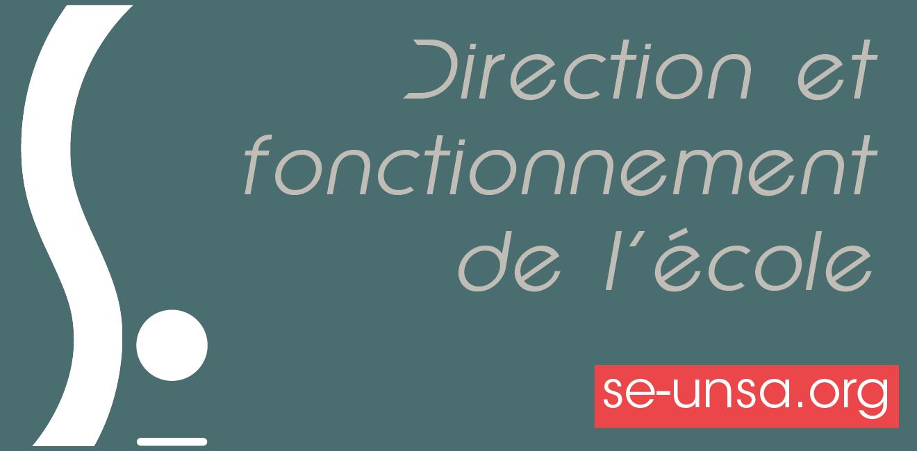 Direction d'école
