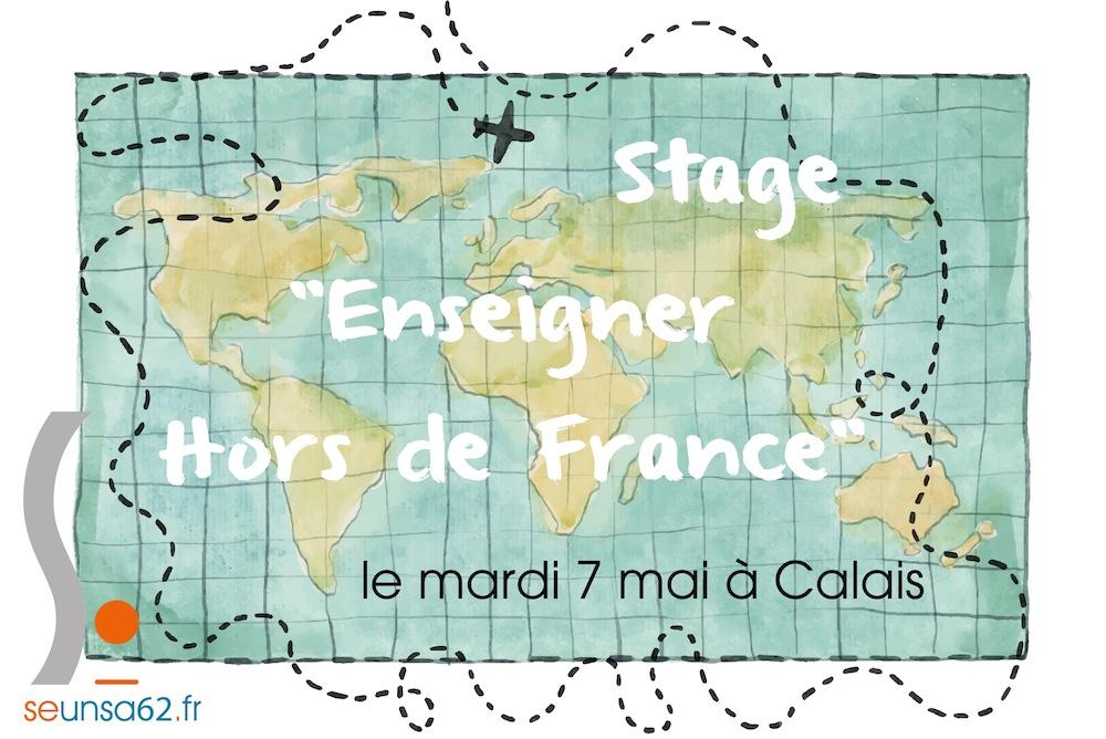stage Hors de France
